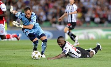 Udinese miss Champions League place after two embarrassing misses