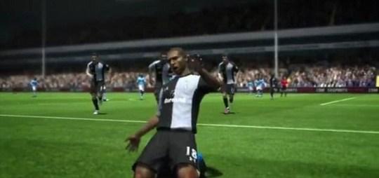 Jermain Defoe Fifa