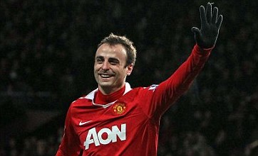 Dimitar Berbatov flies in for Fiorentina medical after Manchester United agree exit