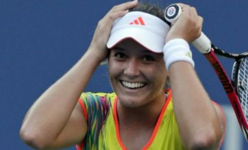 Laura Robson 'sad' to end illustrious career of Kim Clijsters at US Open
