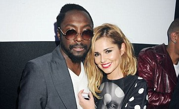 Cheryl Cole and will.i.am suffer whiplash but 'ok' after car crash
