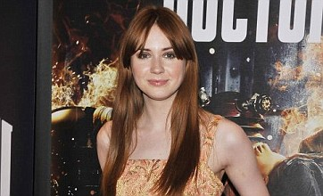 Karen Gillan: Working with Matt Smith on Doctor Who was amazing
