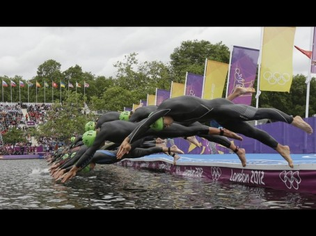 After London 2012 triathlon success let's have more multi-sport events