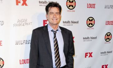 WTF? Charlie Sheen just launched a racist tirade against Barack Obama