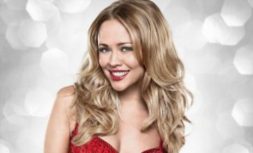 Kimberley Walsh: Cheryl Cole forced me to join Strictly Come Dancing