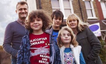 Outnumbered 2012 Christmas special trailer released