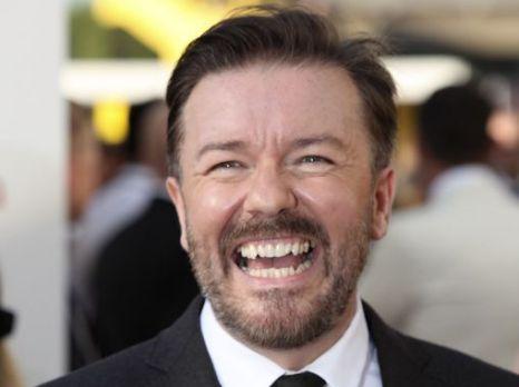 Ricky Gervais, Twitter, troll