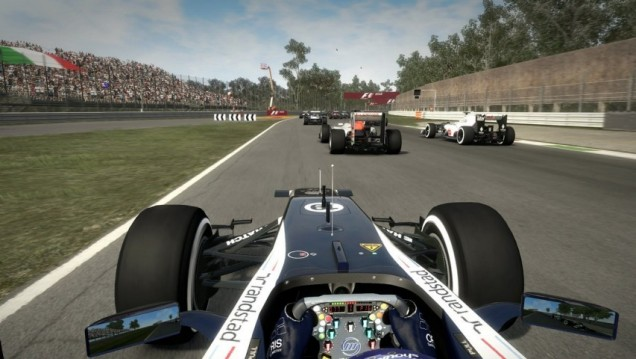 F1 2012 (PS3) - a year to remember