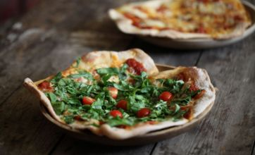 Heavenly September pizza: Midweek supper recipe