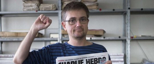 Charlie Hebdo's publisher, Charb