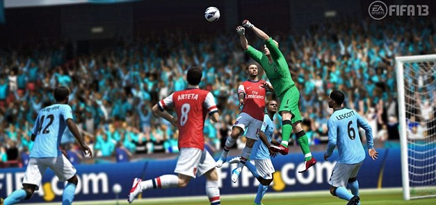 FIFA 13 (360) – still top of the table