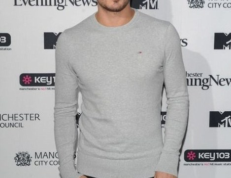 The Wanted's Max George tries to make peace with 1D's Harry Styles branding him a 'top shagger'