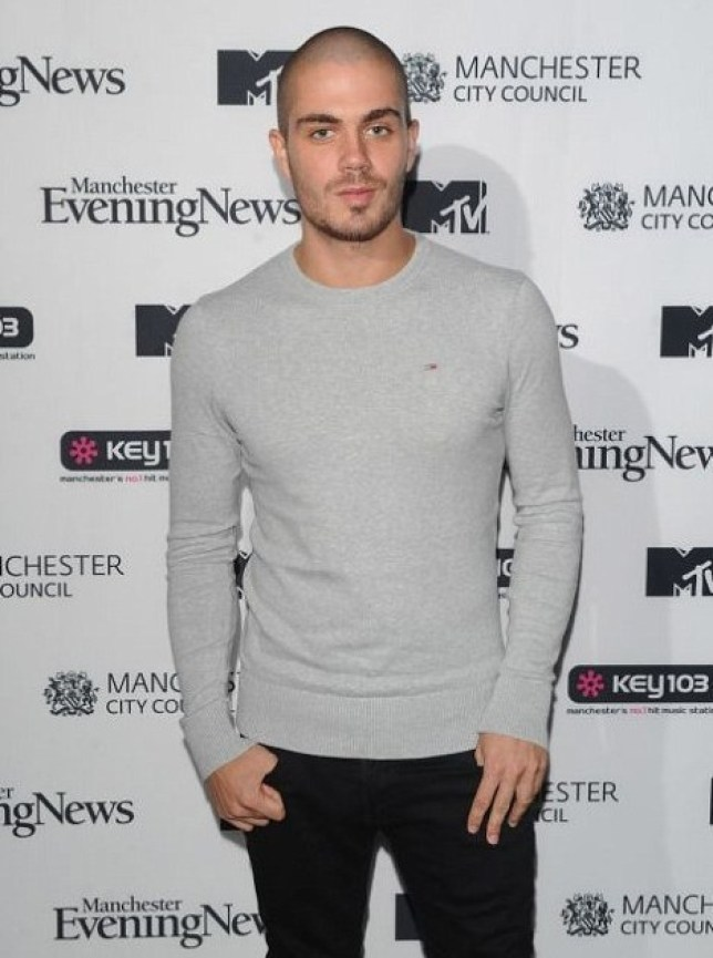 The Wanted's Max George brands Harry Styles a 'top shagger' (Picture: Xposurephotos.com)