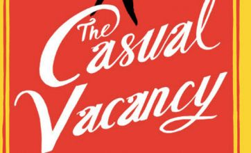 JK Rowling's The Casual Vacancy feels bland and pretty insubstantial