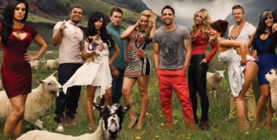 The Valleys, MTV