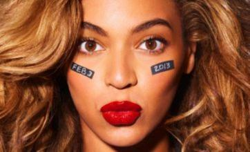 Beyonce to play Super Bowl Half-Time Show after red lipstick website picture