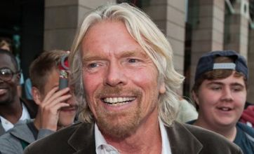Richard Branson: How to pitch a business idea