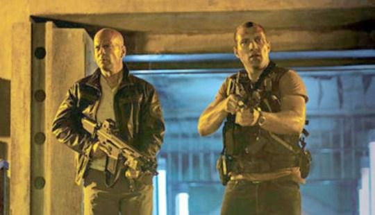 A Good Day to Die Hard, Bruce Willis