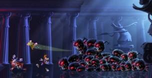 Rayman Legends – tactical delay?