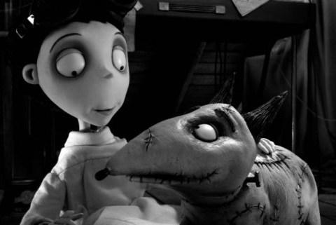 Frankenweenie is Tim Burton back to his twisted best