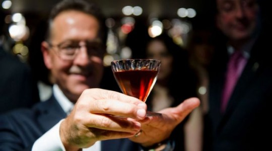 Salvatore Calabrese, Guinness world record, world's most expensive coctail