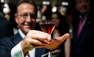 Mixologist creates world's most expensive cocktail