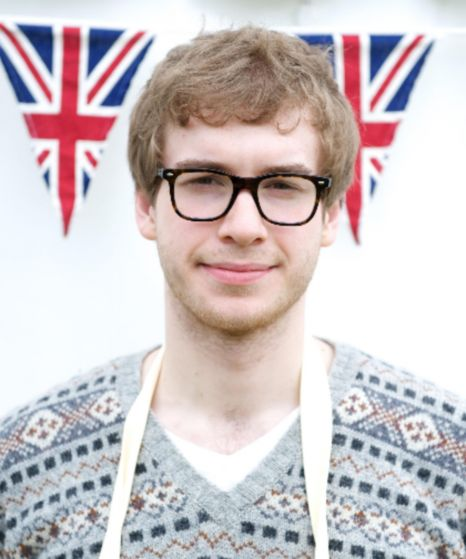 James Morton, Great British Bake Off