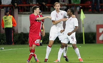 Danny Rose: Serbia deserve ban over monkey chants and stone throwing