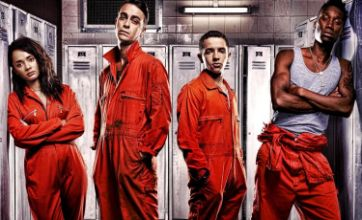 Misfits series 5 confirmed by Channel 4