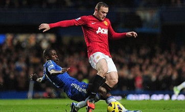 Wayne Rooney joins strong Spanish contingent on Ballon D'Or shortlist