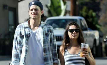 Mila Kunis and Ashton Kutcher are moving in with each other