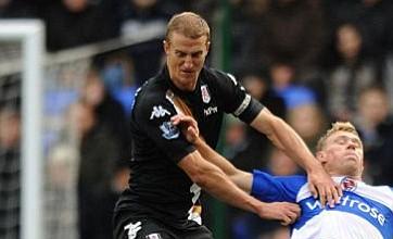Liverpool and Newcastle eye Fulham contract rebel Brede Hangeland