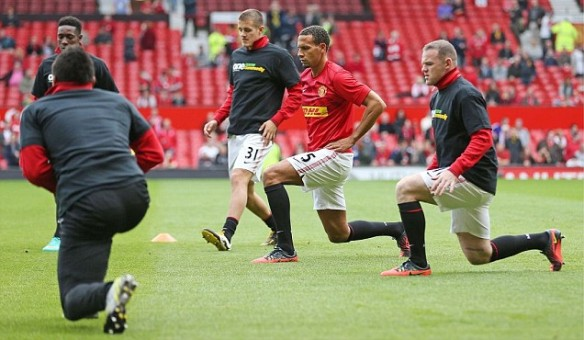 Kick It Out T-shirt Rio Ferdinand