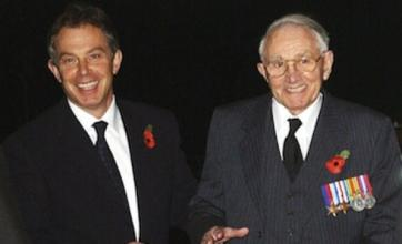 Former prime minister Tony Blair's father Leo dies aged 89