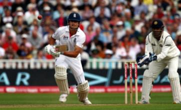 Alastair Cook leads revival with 74 not out as England follow-on in India