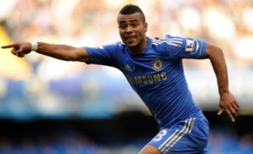 Ashley Cole close to Chelsea exit after '£250k-per-week offer from PSG'