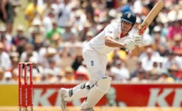 Alastair Cook century takes India first Test into unlikely final day