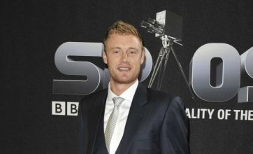 A hint of dread for Fred: Andrew Flintoff's first foray into boxing vs Richard Dawson