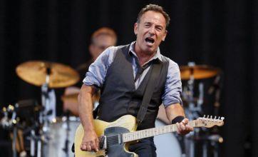 Bruce Springsteen and Jon Bon Jovi to play Superstorm Sandy benefit gig