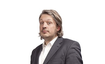 Richard Herring: Guy Fawkes is my second favourite British character