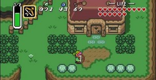 The Legend Of Zelda: A Link To The Past – 15 years, man and boy