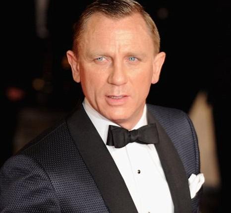 Skyfall, Daniel Craig, James Bond