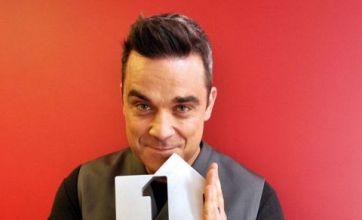 Robbie Williams scores No.1 with Candy despite Radio 1 ban