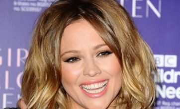 Kimberley Walsh to release debut solo album Centre Stage in 2013