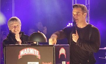 Robbie Williams on Radio 1 row: If they play Madonna I'll break their legs