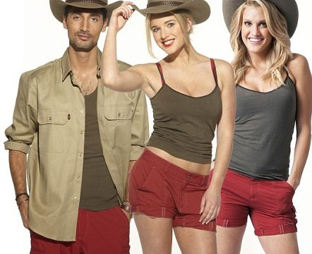 Pictures: I'm a Celebrity 2012 Campmates