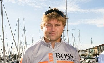 Professional yachtsman Alex Thomson: I feel lonely out at sea