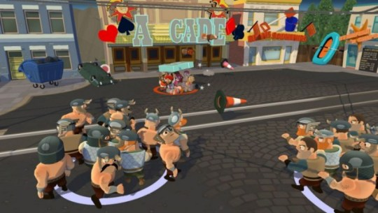 When Vikings Attack! (PS3) – keep calm and carry on rioting