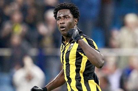 Wilfried Bony, Vitesse.