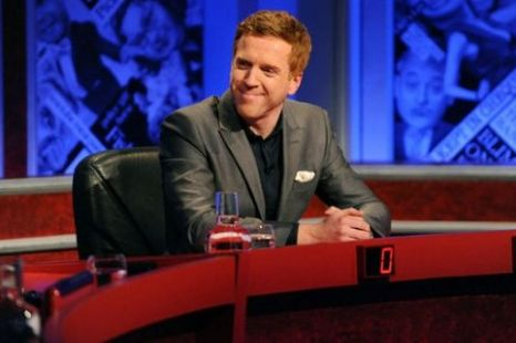 Damian Lewis, Have I Got News For You